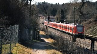 Bahnwegerl in Tutzing