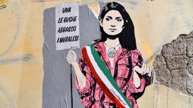 Politik Italien Rom