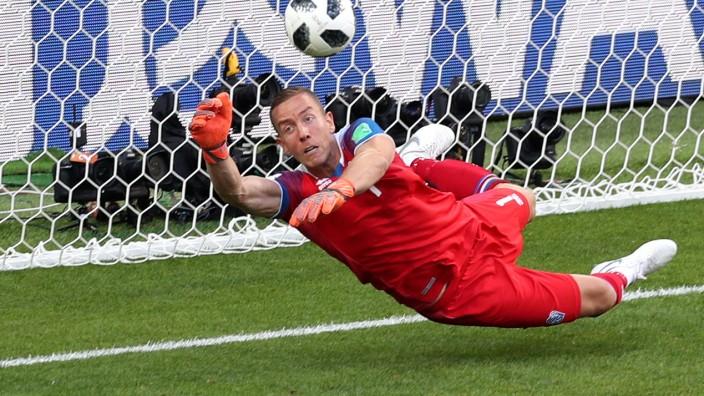Fussball Wm Islands Nachste Heldengeschichte Sport Sz De