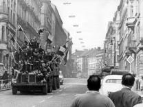 Proteste gegen die Niederschlagung des Prager Frühlings, 1968