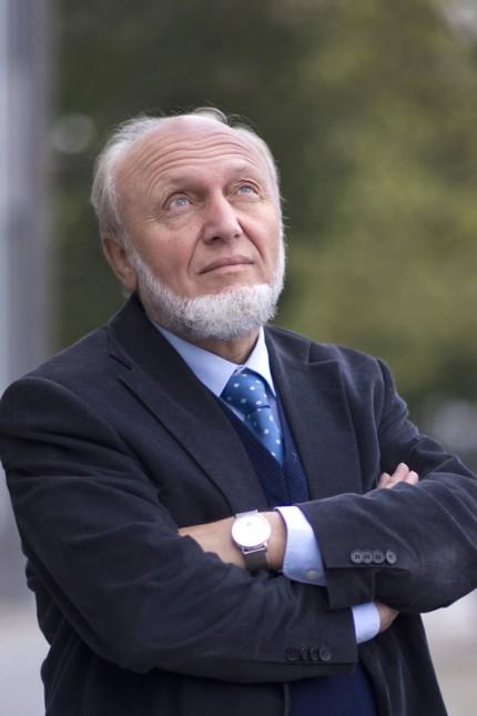 Prof Hans Werner Sinn DEU Deutschland Germany Berlin 13 10 2015 Portraiut Prof Hans Werner Sin