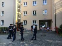 Mord in Neuhausen - das Haus an der Jutastraße