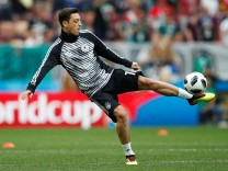 World Cup - Group F - Germany vs Mexico