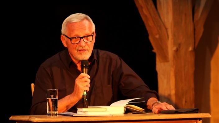 Konstantin Wecker liest aus seinen Memoiren
