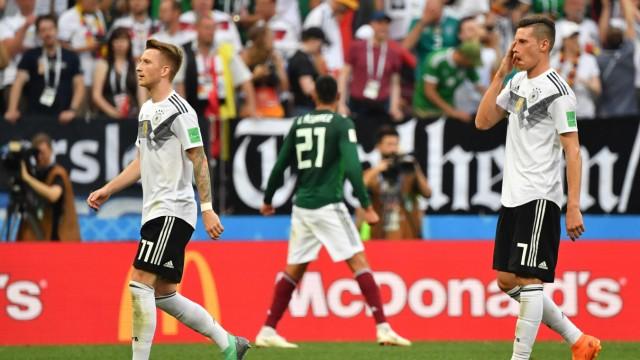 Fußball-WM DFB-Elf bei der WM