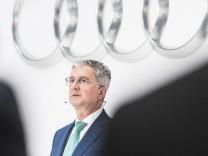 Audi Jahres-Pk - Rupert Stadler