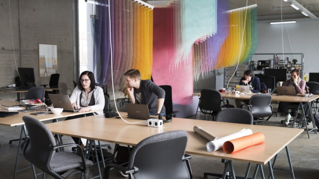 Coworkingspace HAVFEN in Hannover