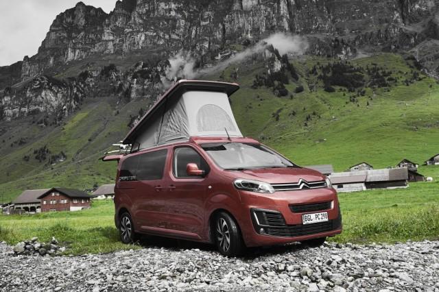 Auto Kühlschränke Test : Pössl campster auf citroën basis: campingbus im test auto & mobil