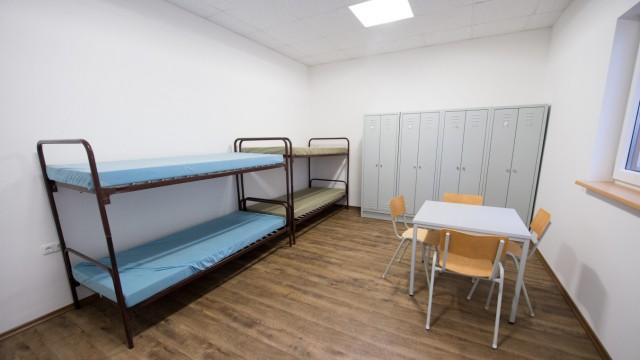 Asylpolitik: Flüchtlingsunterkunft im bayerischen Böbrach