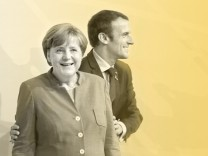 Emmanuel Macron und Angela Merkel auf dem G-20-Gipfel