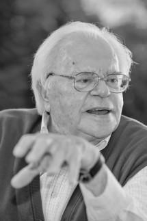 Hermann Glaser gestorben