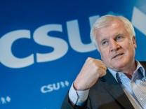 Sitzung des CSU-Vorstands