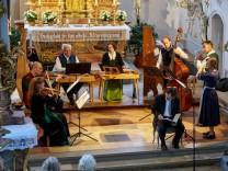 Ländliche Konzerte Muisica Burana