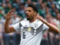 Nationalspieler Sami Khedira beim WM-Spiel 2018 gegen Mexiko