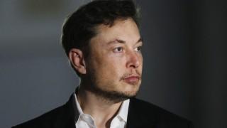 Tesla-Chef Elon Musk 2018 in Chicago
