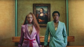 "Beyoncé und Jay-Z ""Apeshit"""