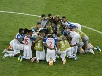 WM 2018 - Belgien - Panama