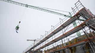 In München-Freiham wird ein neues Wohnviertel gebaut