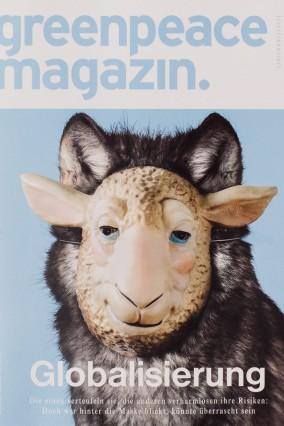 Greenpeace-Magazin