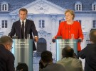 Macron hilft Merkel - Auch Flüchtlingszentren im Gespräch (Vorschaubild)