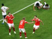 WM 2018 - Russland - Ägypten