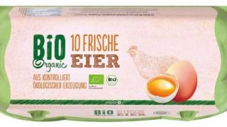 Lidl: Warenrückruf des Produktes 'Bio-Eier [Gr. M, L, XL]