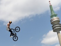 Munich Mash im Olympiapark in München