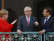 France And Germany Hold Government Consultations