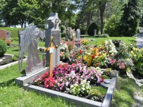 Gilching Argelsried, Friedhof