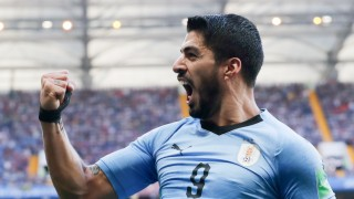 WM 2018 - Uruguay - Saudi-Arabien