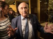 Sepp Blatter in Moskau