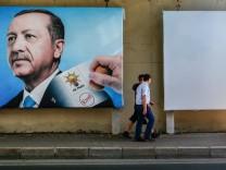 Wahlen Türkei - Wahlkampf