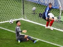 WM 2018 - Frankreich - Peru
