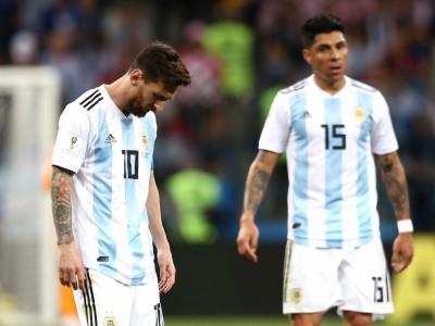 Fußball-WM: Argentinien entgleitet die WM
