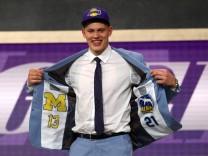 Moritz Wagner nach dem NBA Draft 2018