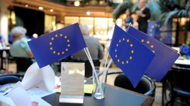 Politik in München Initiativen für Europa
