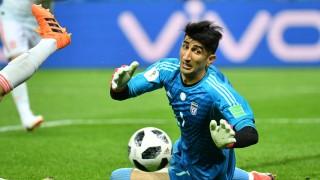 Süddeutsche Zeitung Sport Irans Ali Beiranvand