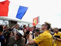 Formel 1: Nico Hülkenberg vor dem Großen Preis von Frankreich