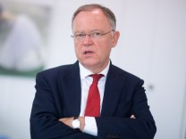 Landtagswahl Niedersachsen - Stephan Weil