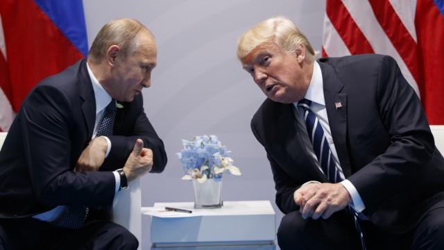 Trump Putin Treffen