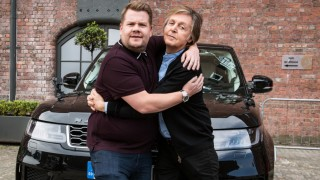 Paul McCartney führt James Corden im Auto durch Liverpool