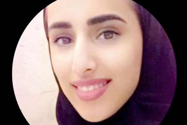 Huda Saudi-Arabien, nur für Protokoll über Aufhebung des Fahrverbots