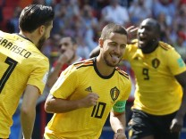 WM 2018 - Belgien - Tunesien