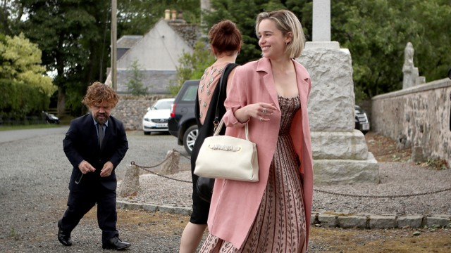 Game of Thrones Harrington Leslie Jon Snow Ygritte Peter Dinklage Tyrion Emilia Clarke Daenerys