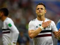 WM 2018 - Südkorea - Mexiko