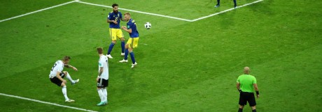 World Cup - Group F - Germany vs Sweden