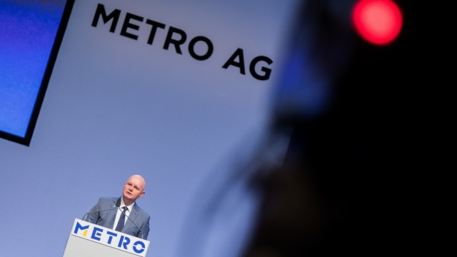 Metro AG - Hauptversammlung