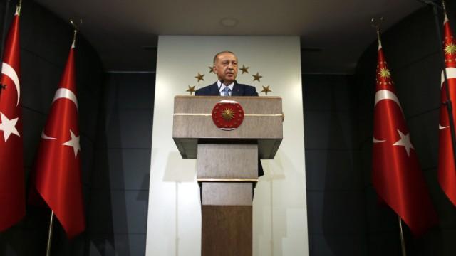 Politik Türkei Türkei-Wahl