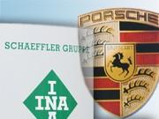 Schaeffler, Porsche, ddp,dpa