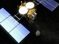 Japanische Raumsonde Hayabusa2